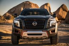 Nissan Titan Warrior 2016 : faites du bruit!!!
