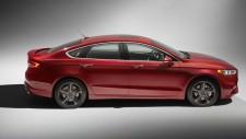 Ford Fusion Sport 2017 : À l'assaut des Audi A4 et BMW Série 3