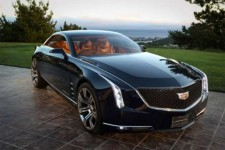 Cadillac Escala 2017