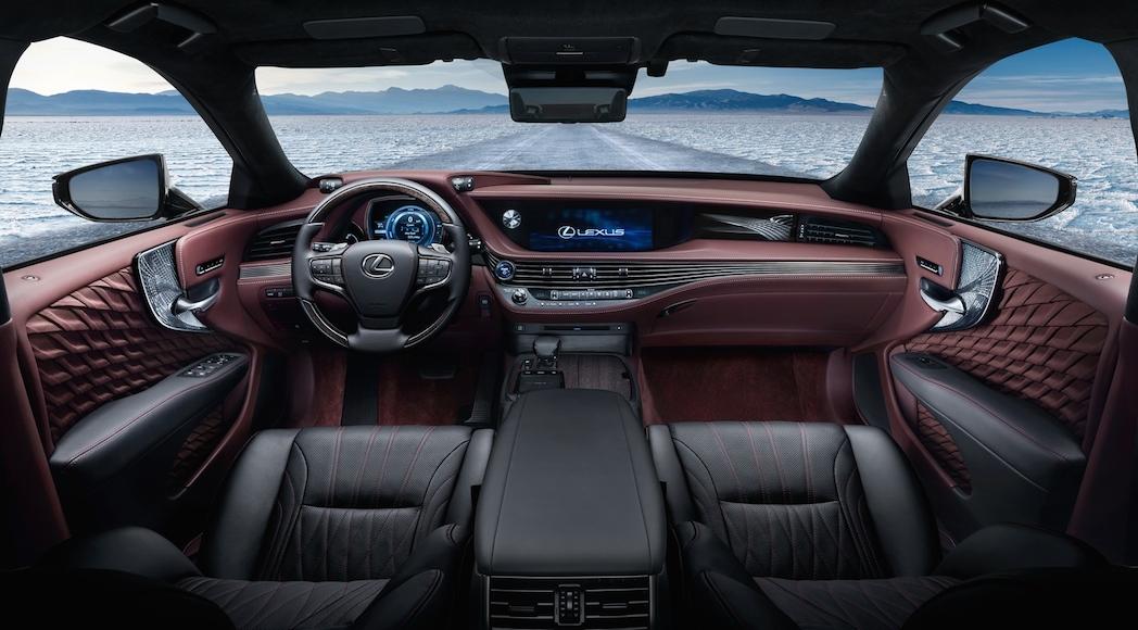 Lexus LS500H 2018