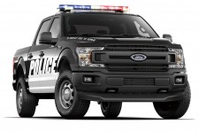 Ford F:150 Police Responder 2018