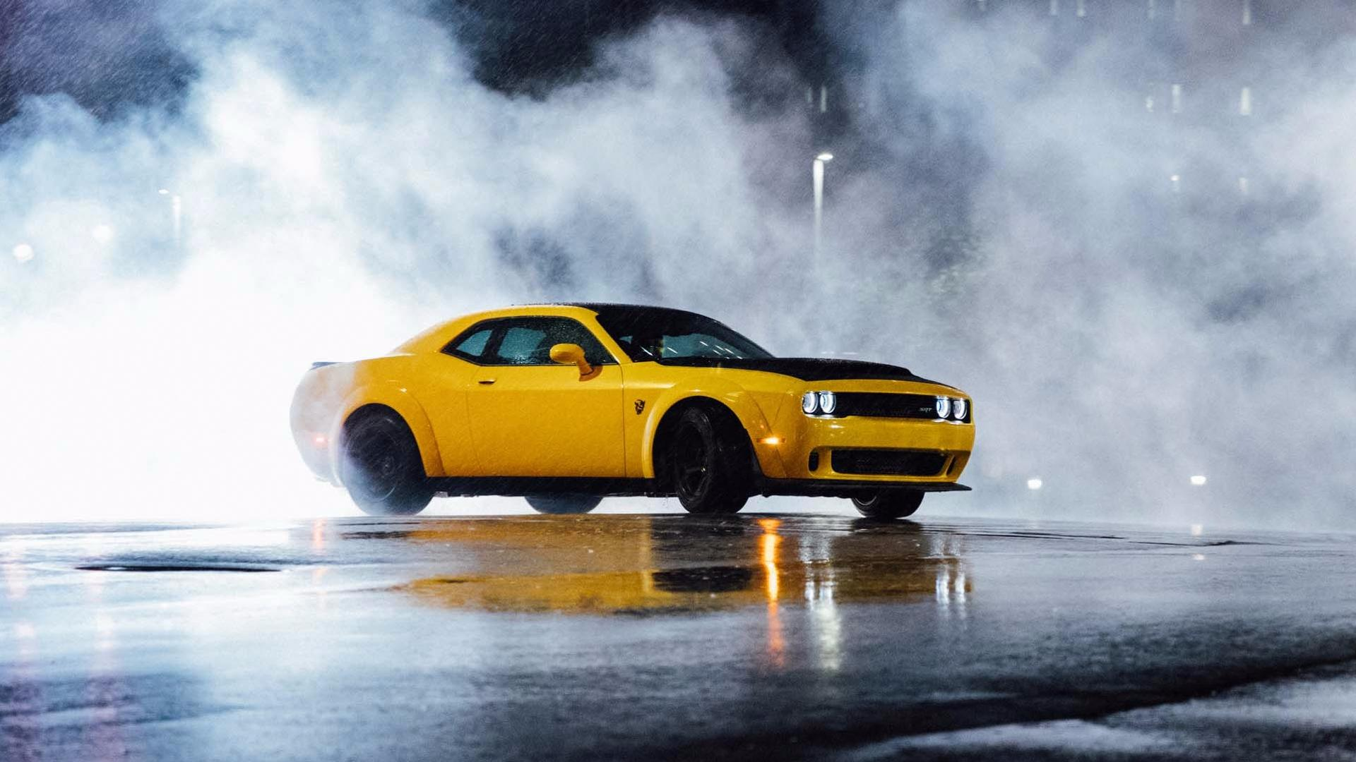 Dodge Challenger Demon 2018