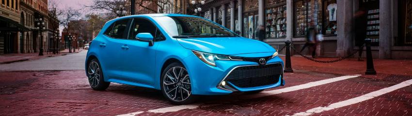 Toyota Corolla Hatchback 2019