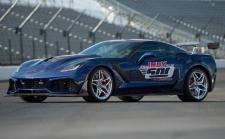 Chevrolet Corvette ZR1 2019 : 341 km/h!