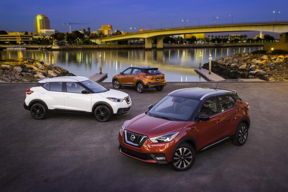 Nissan Kicks 2019 : à partir de 17 998$
