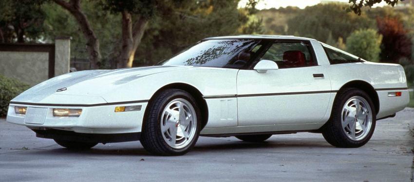 Chevrolet Corvette : dossier spécial