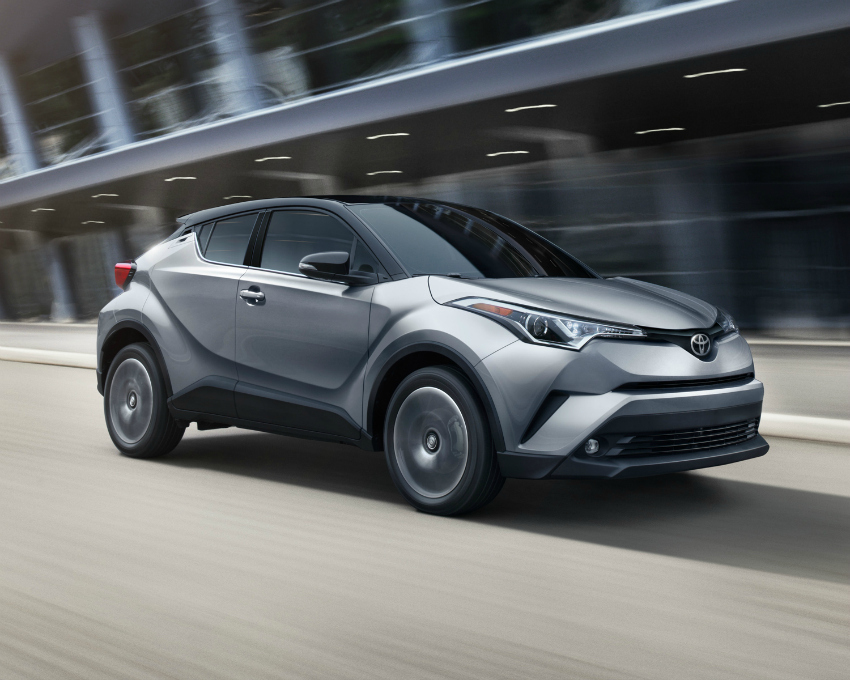 Toyota CH-R 2019