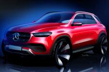 Mercedes:Benz GLE 2020