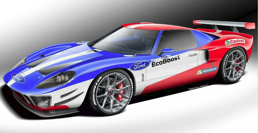 Ford GT40 EcoBoost