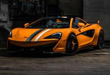 McLaren 570s 2019 et ses 6 éditions spéciales