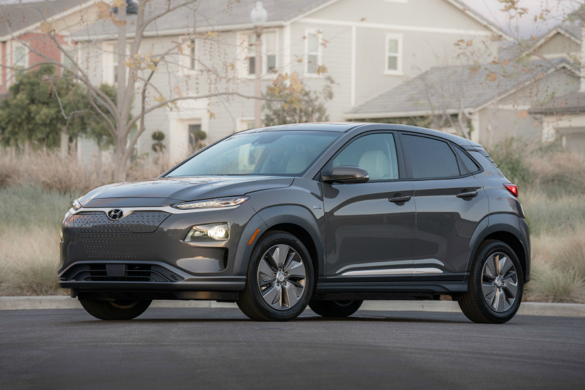 Hyundai Kona Électrique 2019