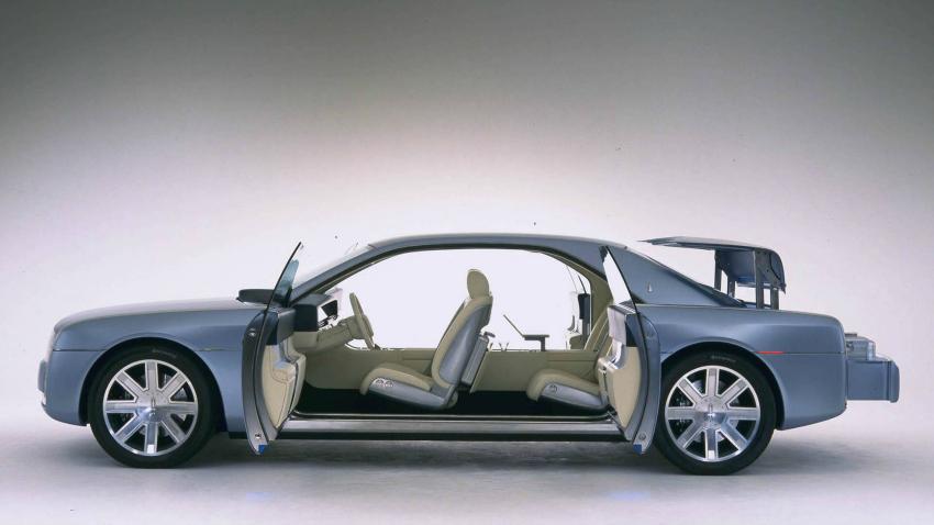 Lincoln Continental 2019 : des portes-suicide