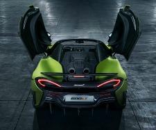 McLaren 600LT Spider 2019