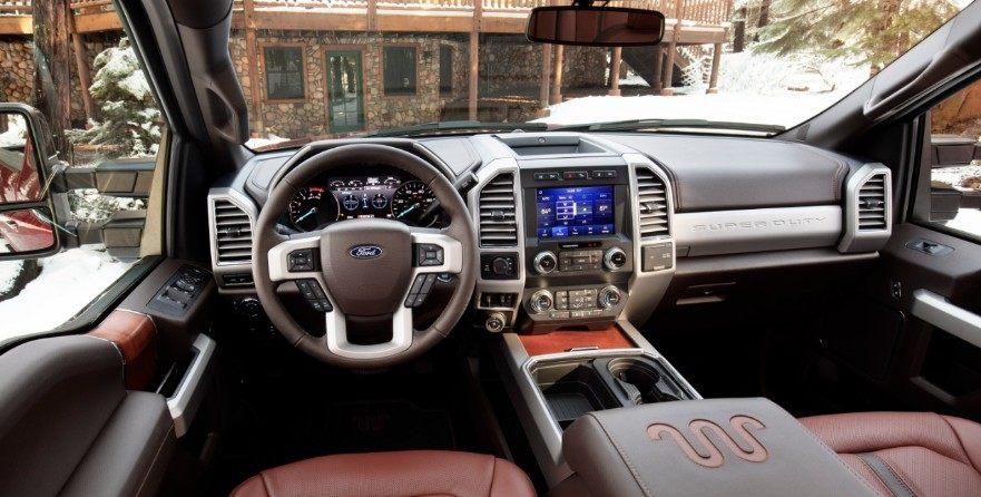 Ford SuperDuty 2020