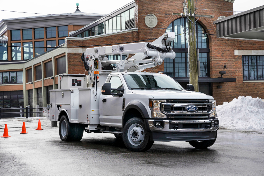 Ford F-600 2020