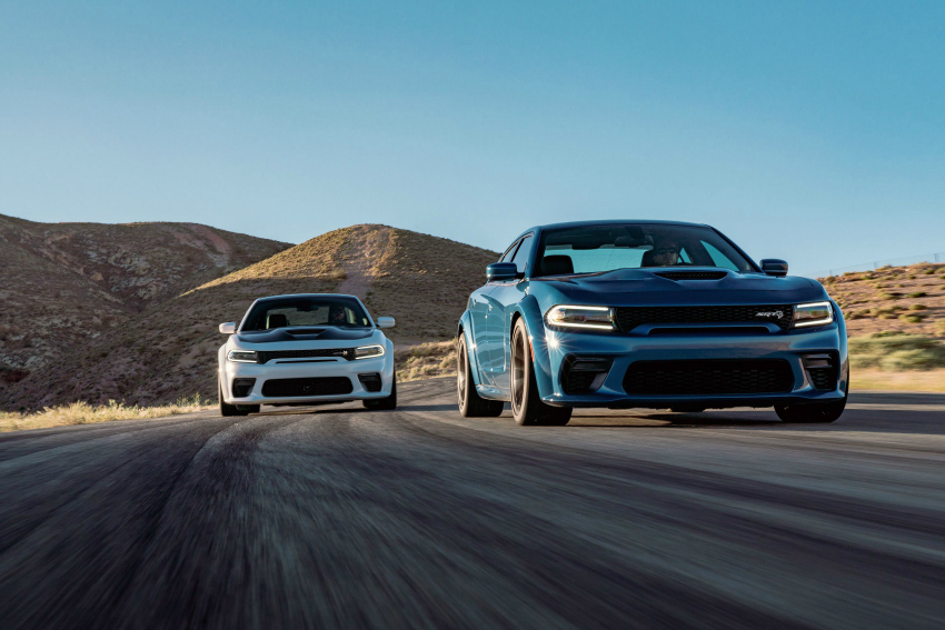 Dodge Charger Widebody 2020