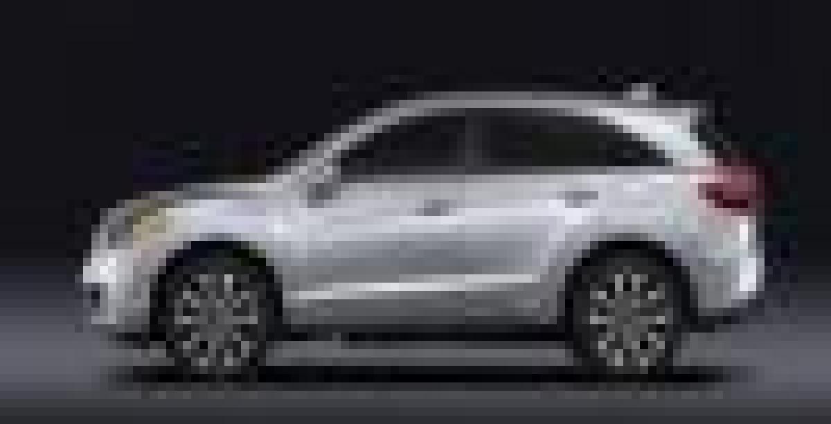 Acura a montré son nouveau VUS RDX 2013 au Salon de Detroit.