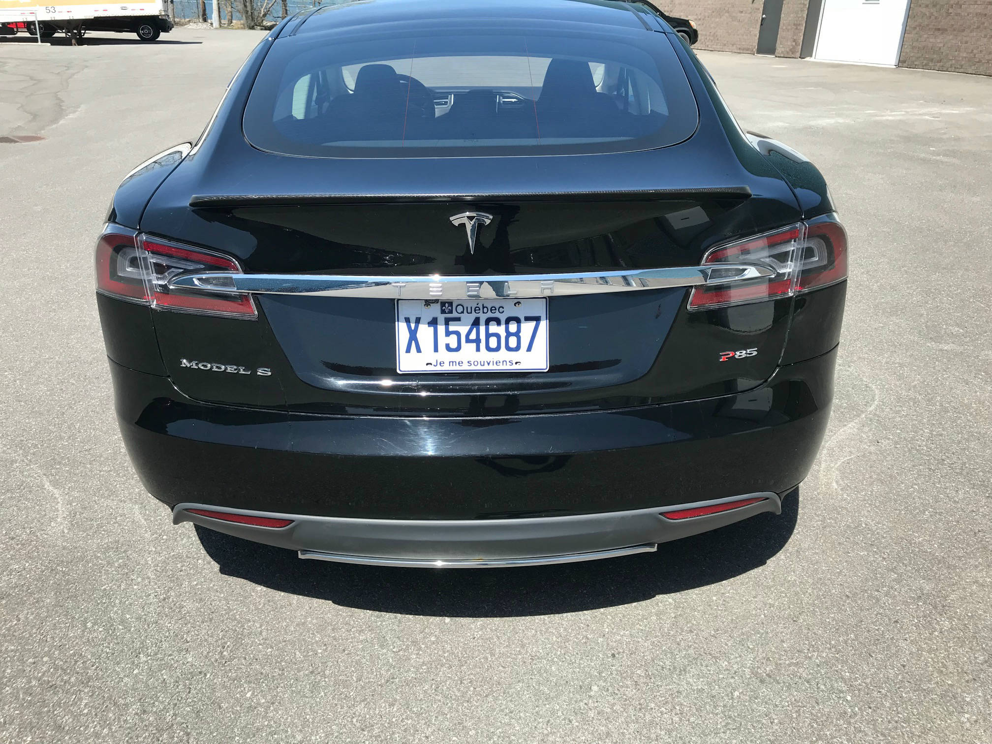 Used 2013 Tesla S in Mirabel,QC