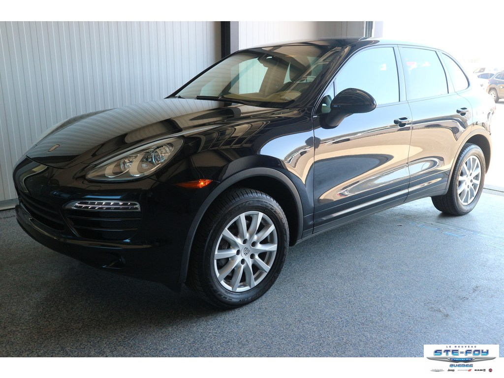 Used 2014 Porsche Cayenne in Ste-Foy,QC
