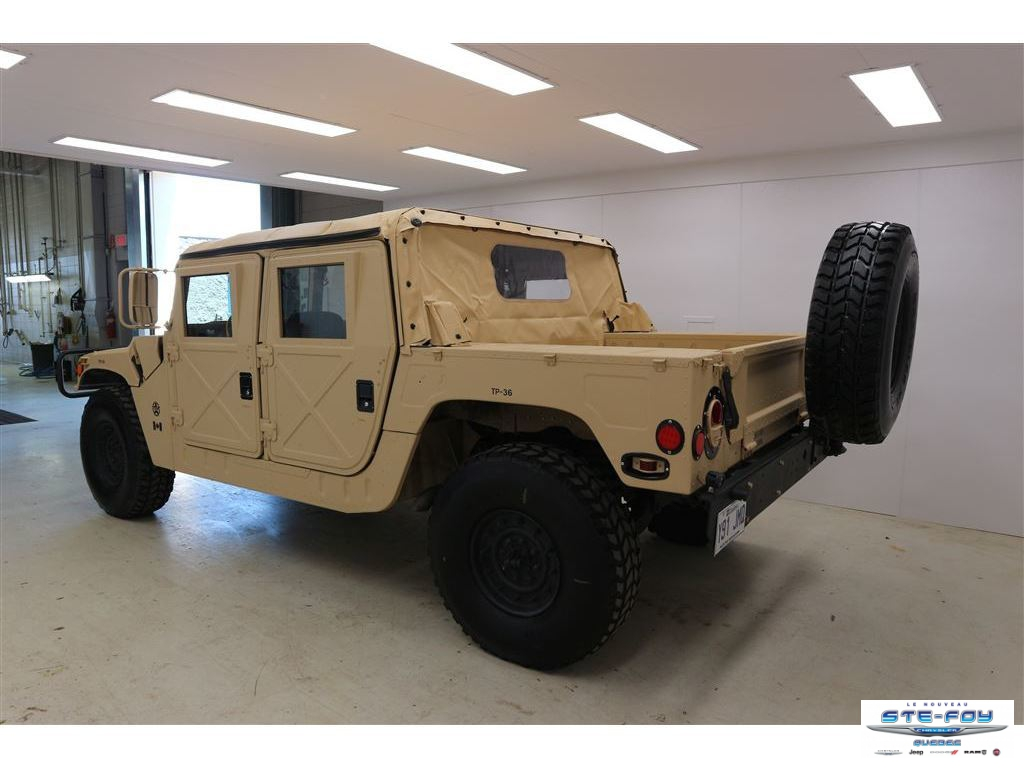 Used 1991 Hummer H1 in Ste-Foy,QC