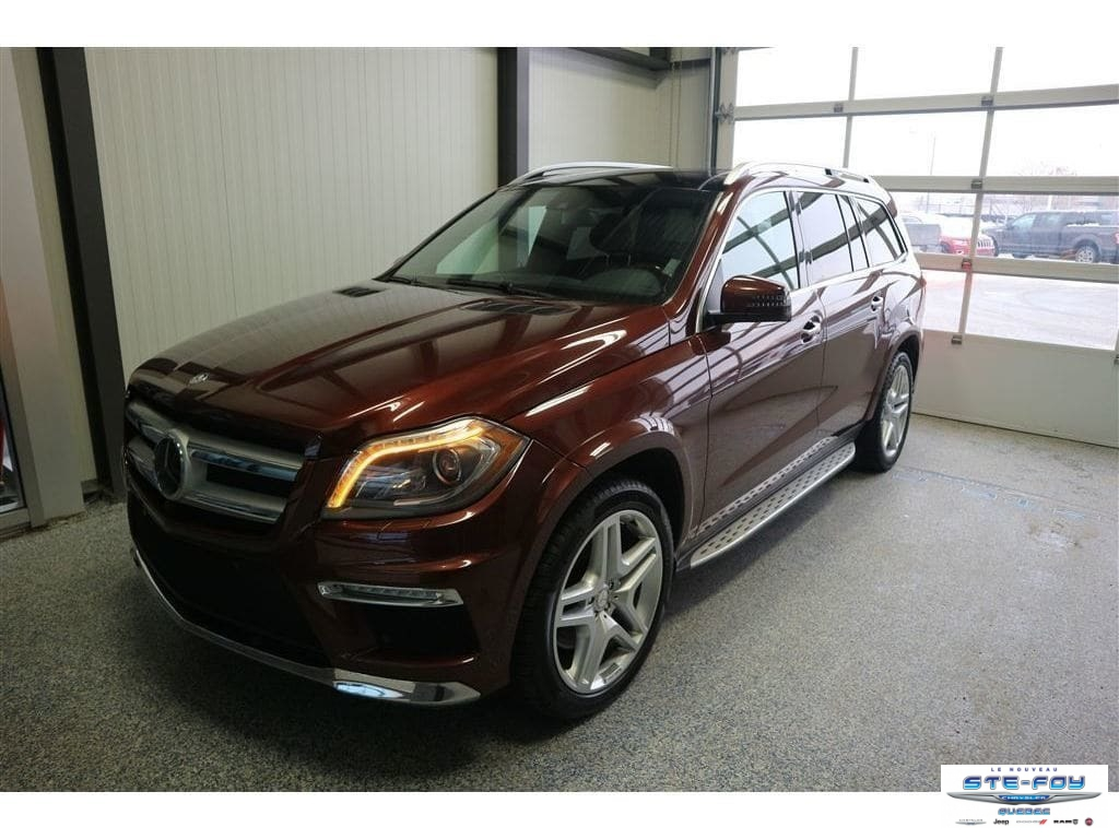 Used 2014 Mercedes-Benz GL-Class in Ste-Foy,QC