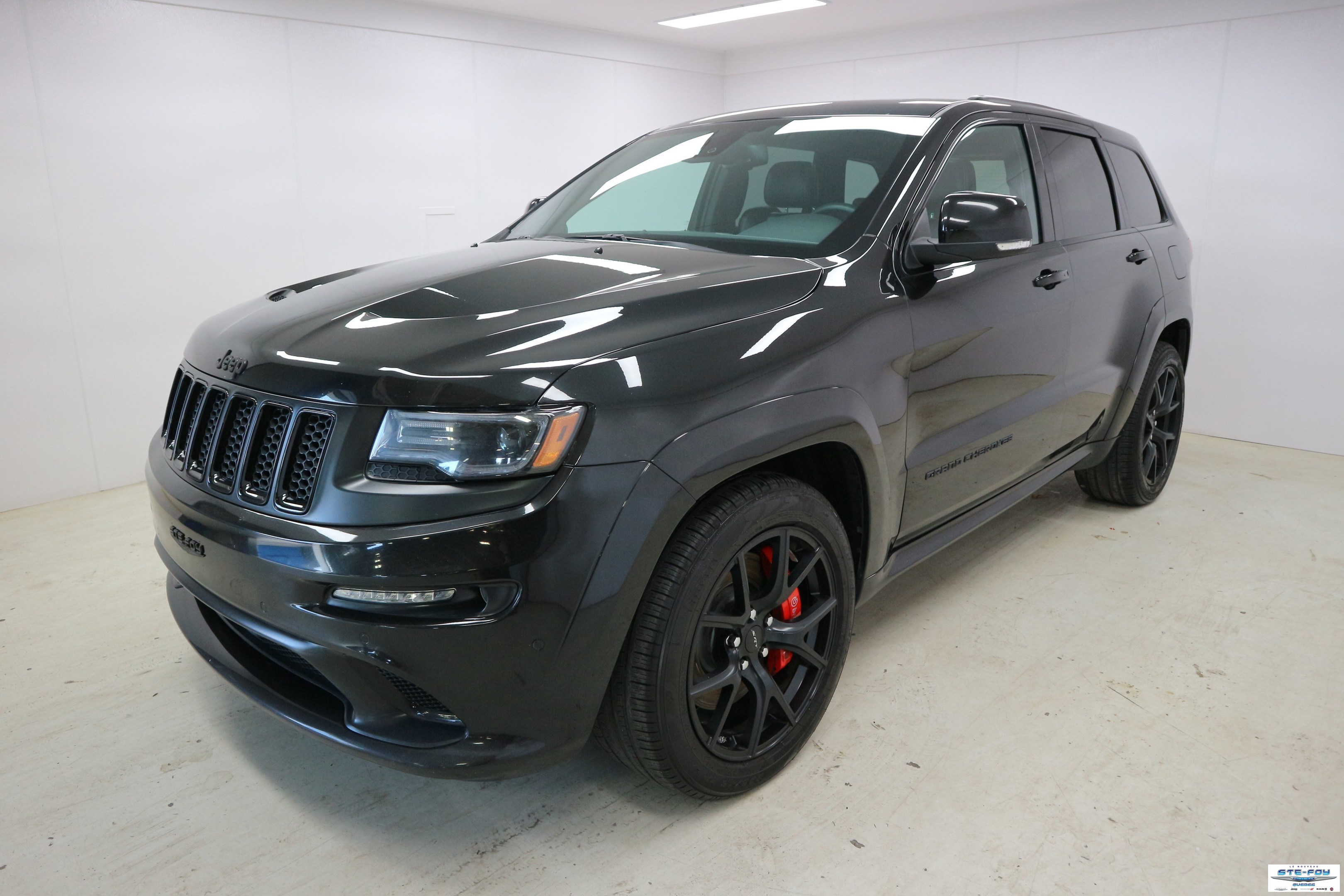 Used 2016 Jeep Grand Cherokee in Ste-Foy,QC