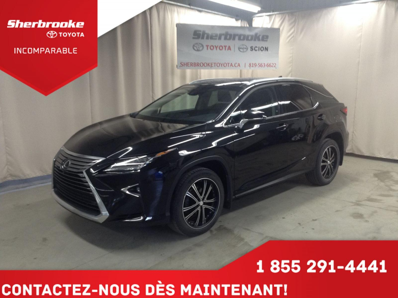 Used 2017 Lexus RX in Sherbrooke,QC