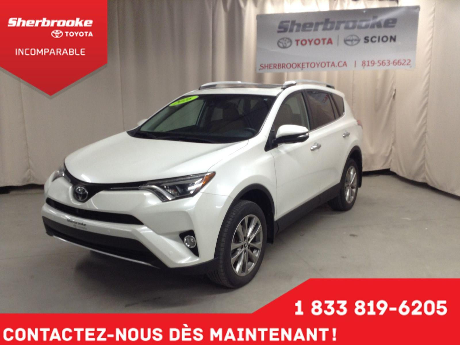Used 2016 Toyota RAV4 in Sherbrooke,QC