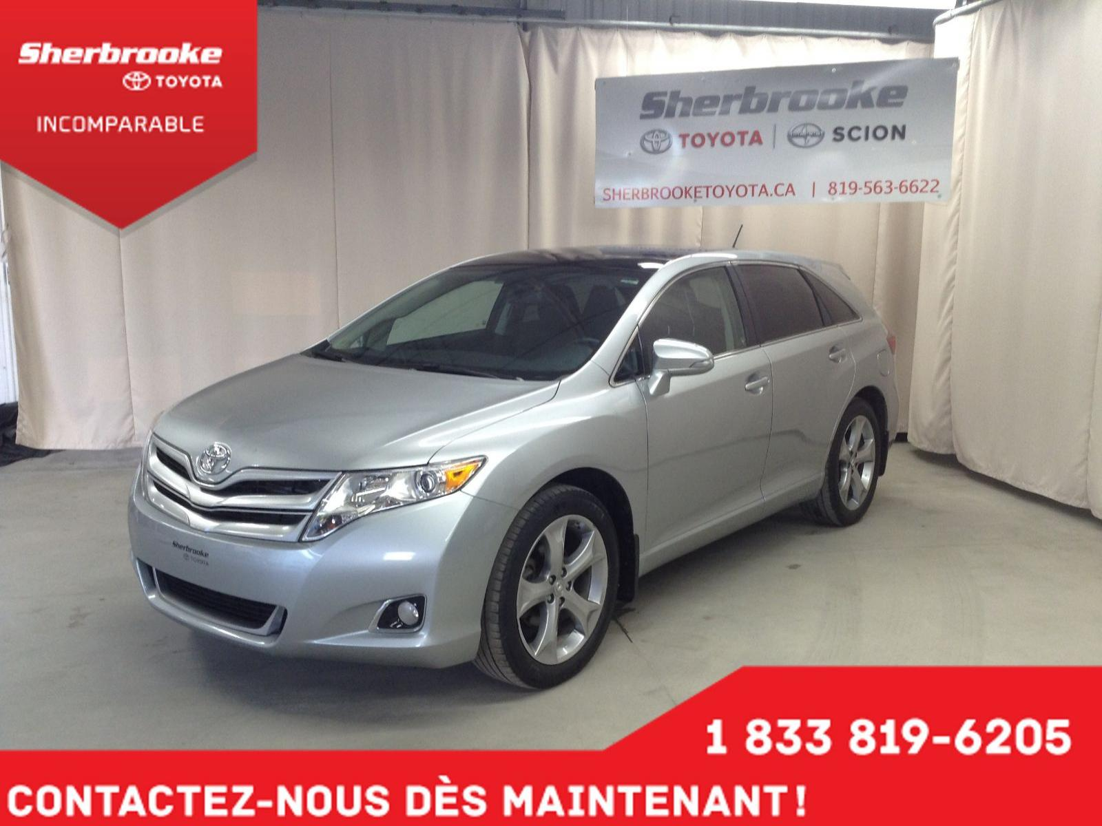Used 2016 Toyota Venza in Sherbrooke,QC