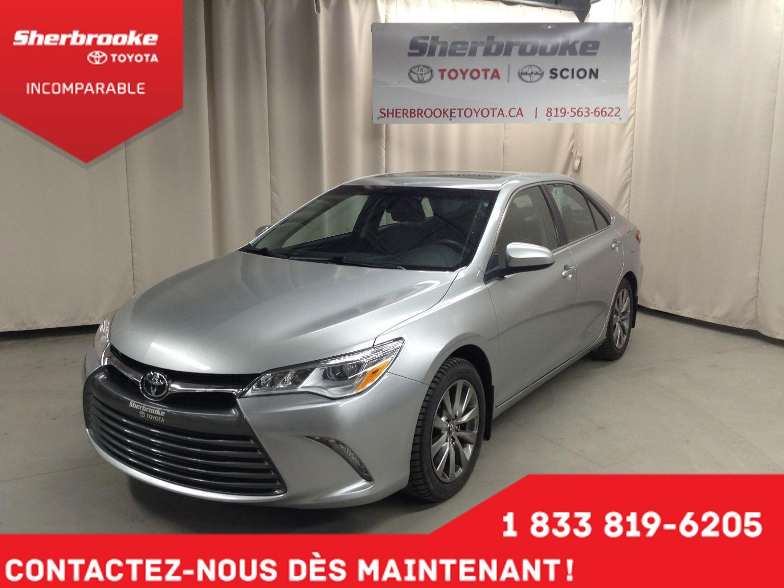 Used 2017 Toyota Camry in Sherbrooke,QC
