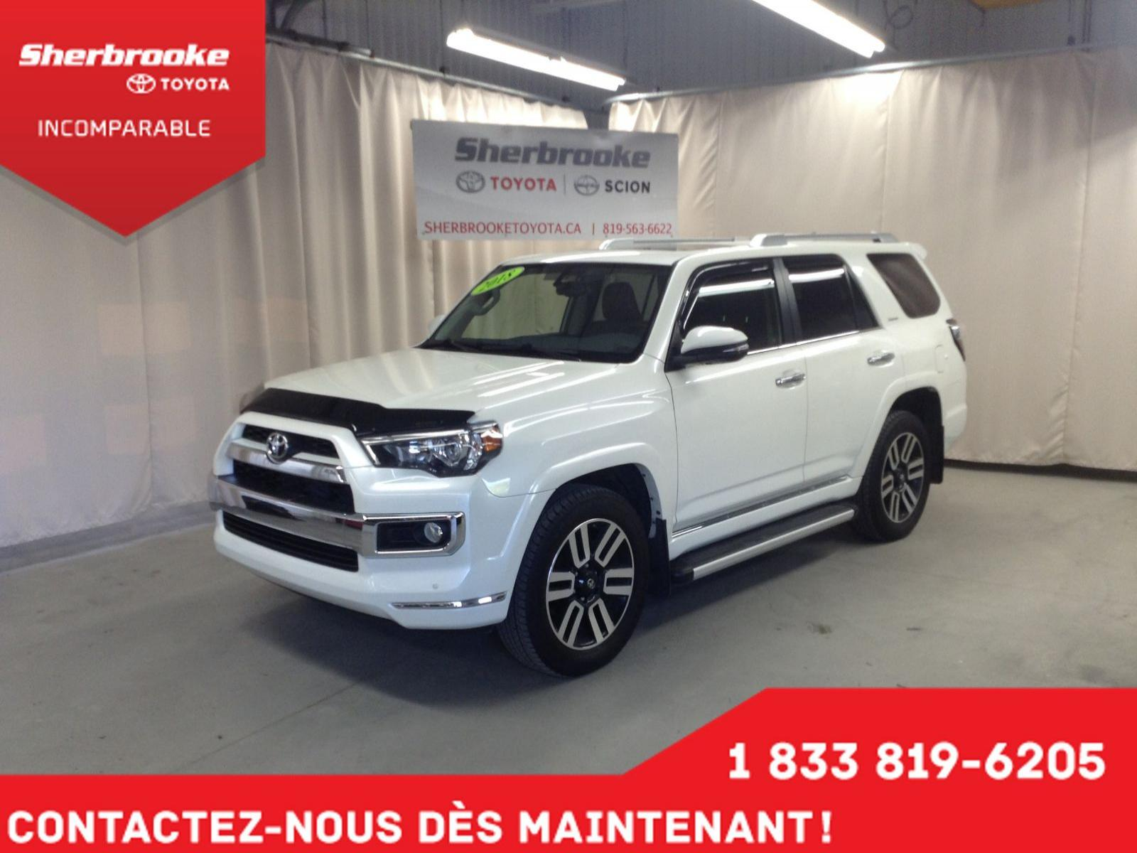 Used 2018 Toyota 4Runner in Sherbrooke,QC