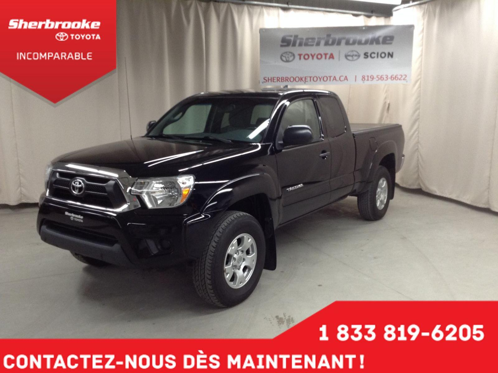 Used 2015 Toyota Tacoma in Sherbrooke,QC