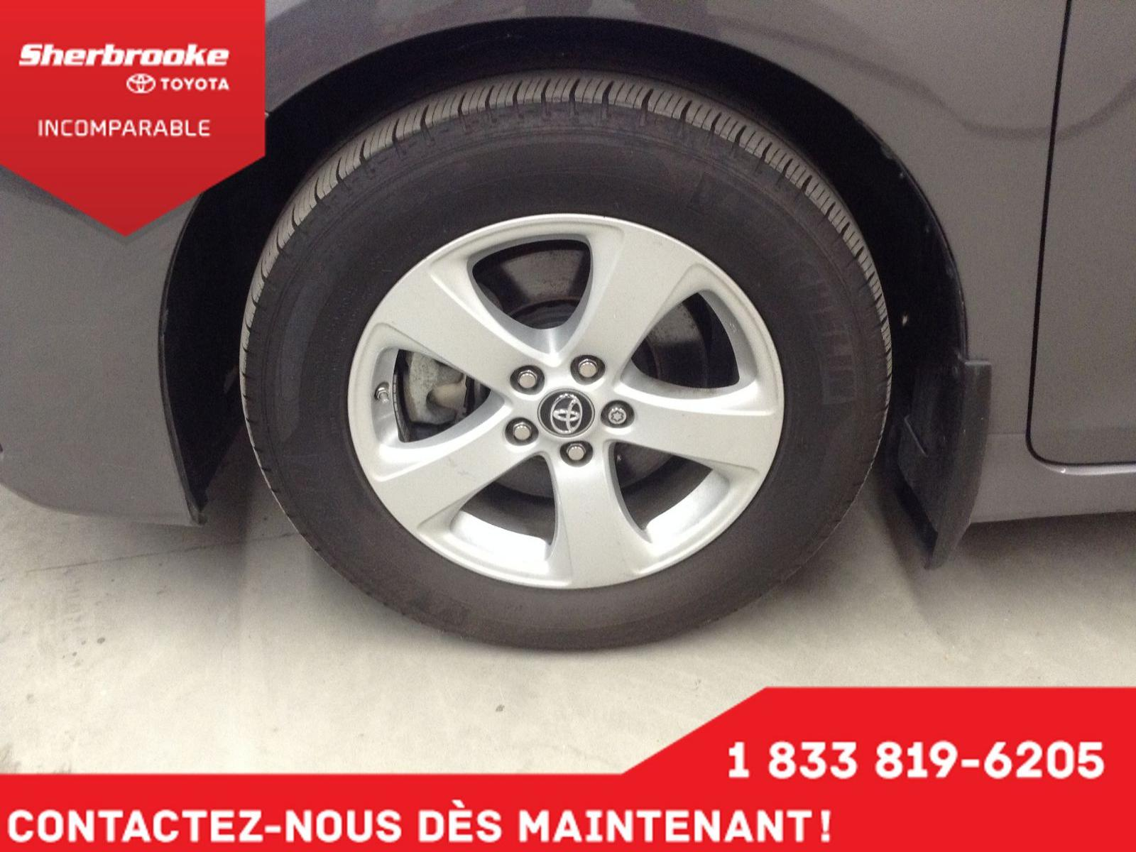 Used 2018 Toyota Sienna in Sherbrooke,QC