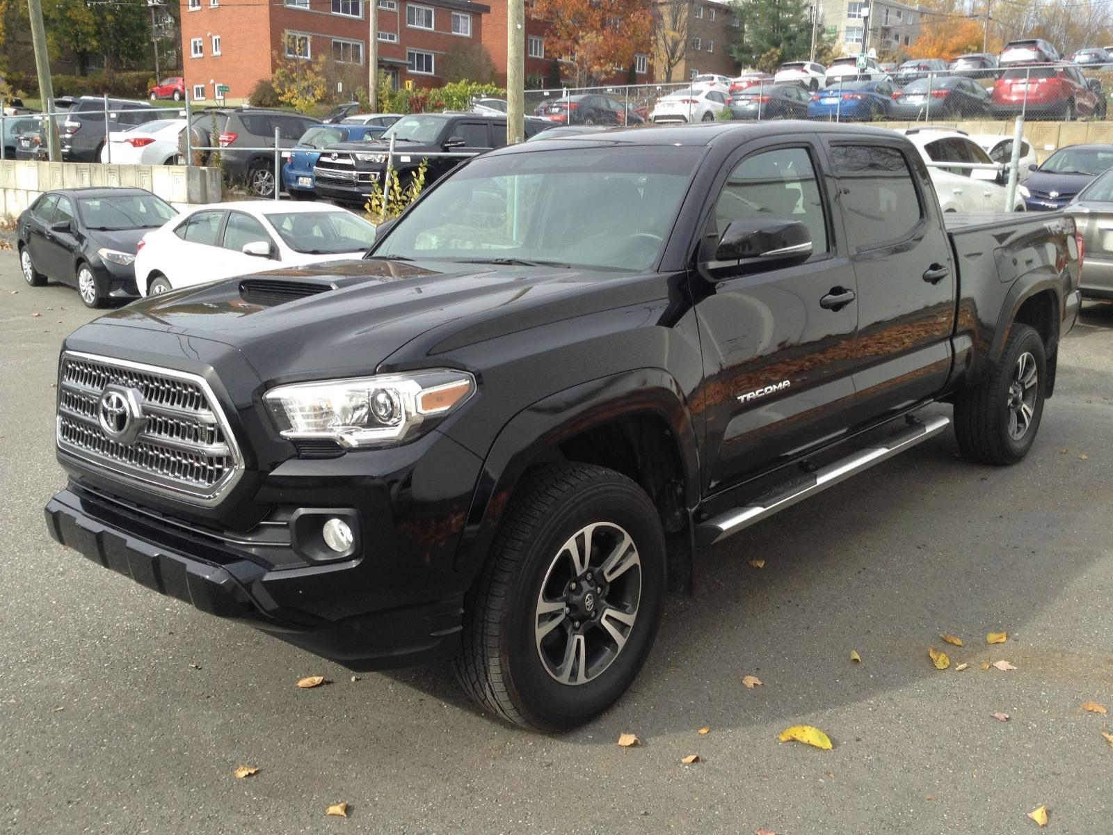 Used 2016 Toyota Tacoma in Sherbrooke,QC