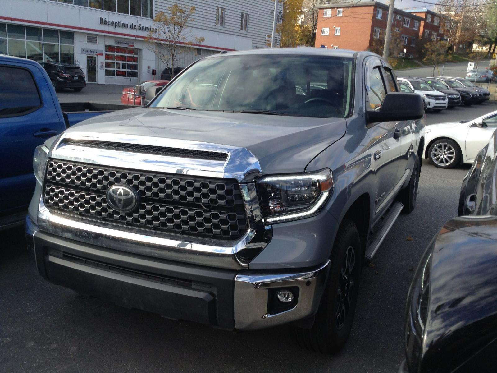 Used 2018 Toyota Tundra in Sherbrooke,QC