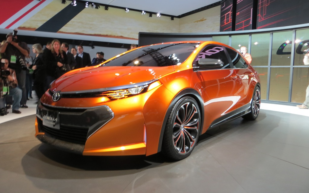 Toyota Corolla 2013 : la plus fiable, mais la moins stylée