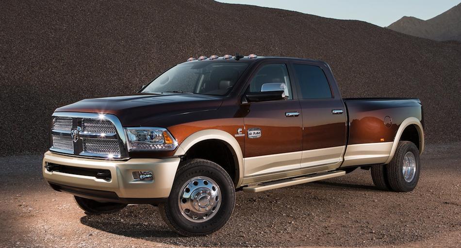 Dodge RAM 2013 : le roi des camions