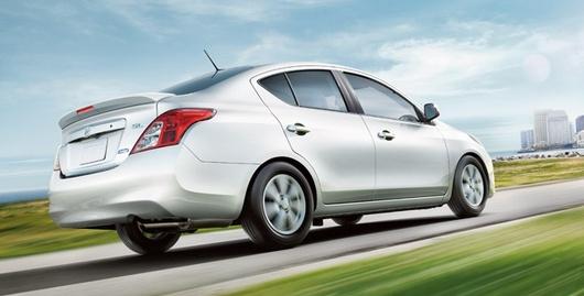 Nissan Versa 2013 : bonne pour tous