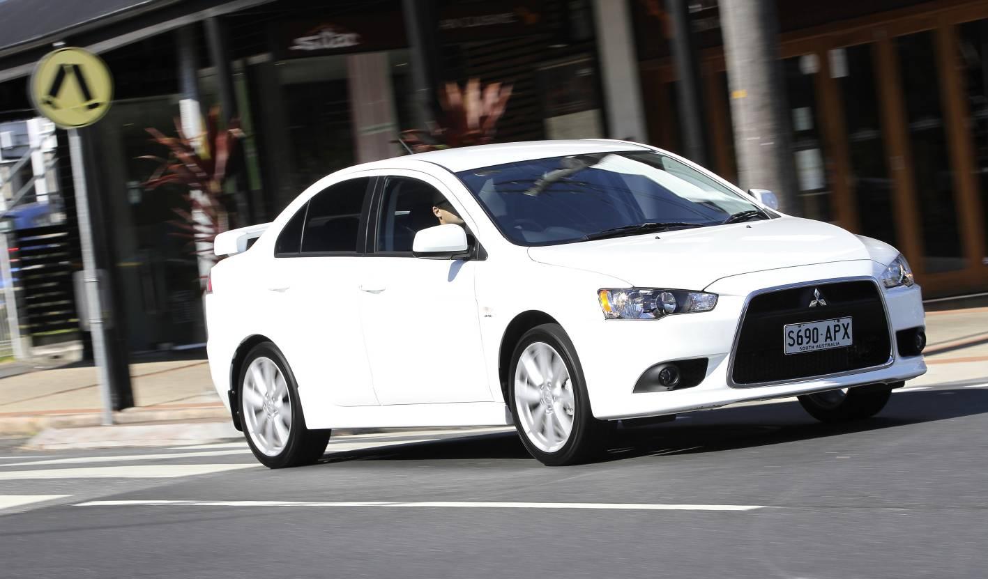 Mitsubishi Lancer 2013 : pour la garantie seulement?