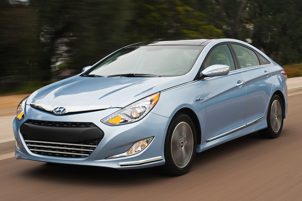 Hyundai Sonata 2013 : l'étoile montante