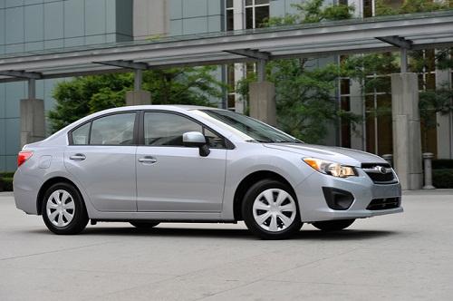 La Subaru Impreza 2012, redessinée et moins chère