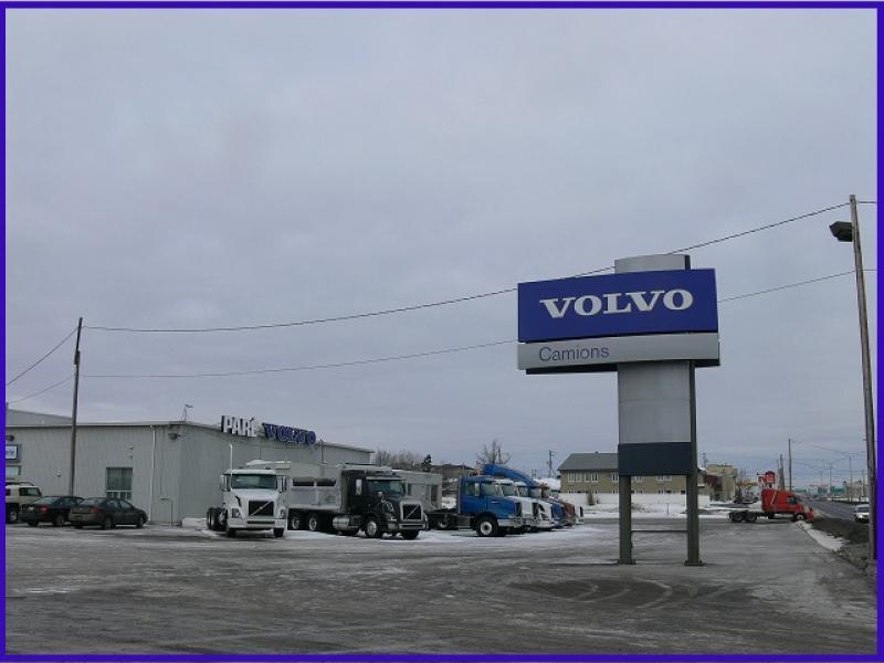 Concessionnaire Paré Centre du Camion Volvo Isuzu