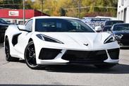 Chevrolet Corvette 2020 : on connaît maintenant les chiffres de production