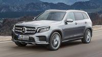 Mercedes-Benz GLB Concept 2019