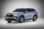 Toyota Highlander et Highlander Hybrid 2020