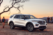 Ford Explorer 2021 : une version King Ranch