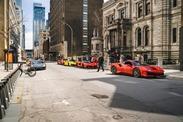 Covid-19 : les rues de Montréal assailli par des véhicules exotiques