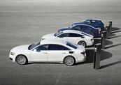 Audi : 3 nouveaux modèles PHEV