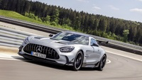 Mercedes-Benz AMG GT Black Series 2021 : boucler la boucle