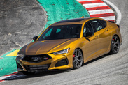 Acura TLX Type-S 2021 : on connait enfin les prix